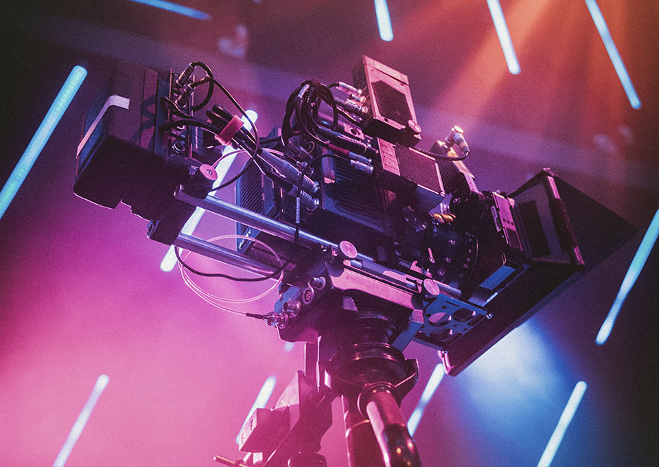 Audiovisual production